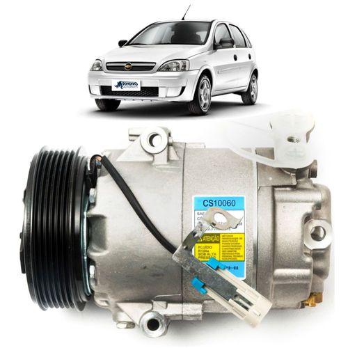 Compressor Delphi GM Corsa 2002 a 2012