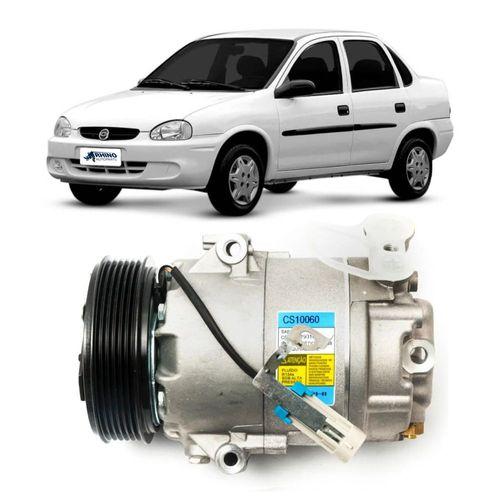 Compressor Delphi GM Corsa Classic 2003 a 2011