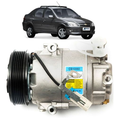 Compressor Delphi GM Prisma 2006 a 2012