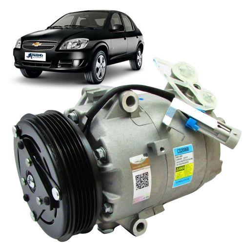 Compressor Delphi GM Prisma 2006 a 2011