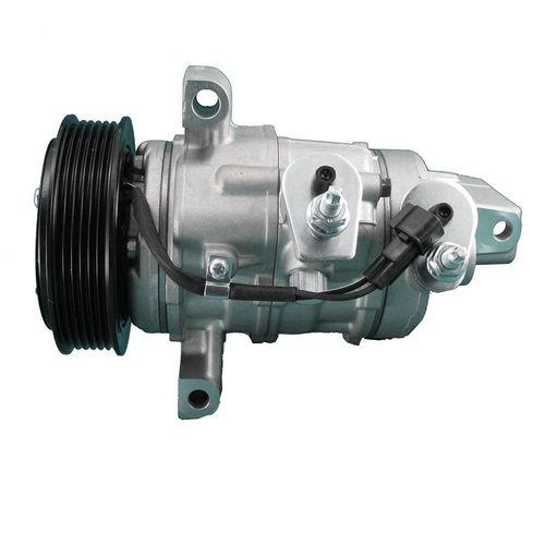 Compressor Ford Ka 1.0 2015 em Diante Polia 6PK