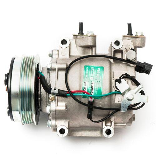 Compressor Honda City 2009 a 2014 Fit 2009 a 2014
