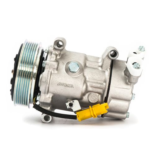 Compressor Sd7V12 Polia 6PK Peugeot 206 207 1.4 1.6 2007 em Diante 307 1.6 2004 a 2006