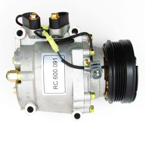 Compressor Trs090 Polia 4PK Honda Civic 1994 a 2000