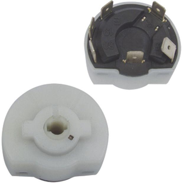 Comutador Ignição Caminhões N10 N12 6 Pinos - Un71967 /n12