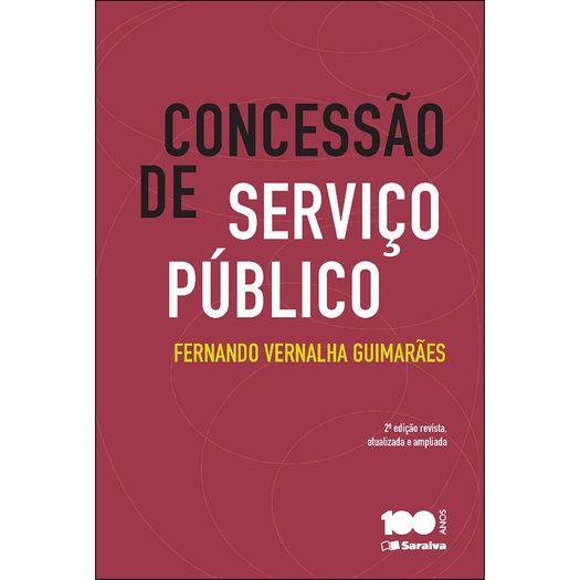 Concessao de Servico Publico - Saraiva
