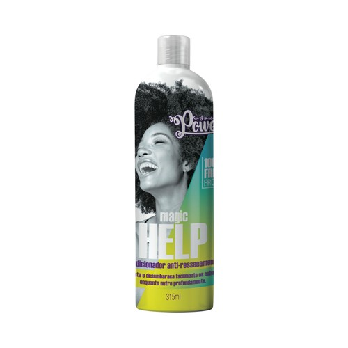 Condicionador Anti Ressecamento Soul Power Magic Help 315ml