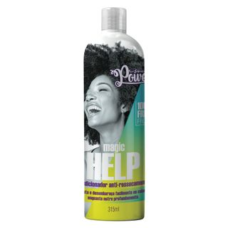 Condicionador Anti-Ressecamento Soul Power - Magic Help 315ml