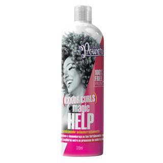 Condicionador Antiemborrachamento Soul Power - Color Curls Magic Help 315ml