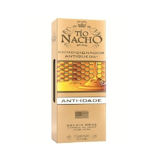 Condicionador Antiqueda Tio Nacho Antidade 415ml
