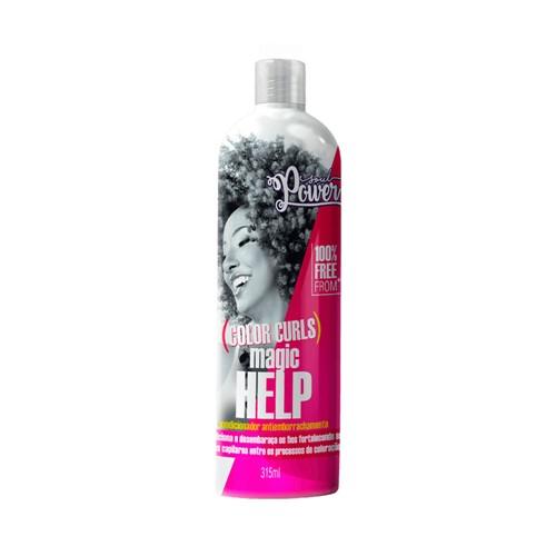Condicionador Beauty Color Soul Power Color Curls Magic Help 315ml