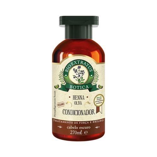 Condicionador Bio Extratus Botica Henna