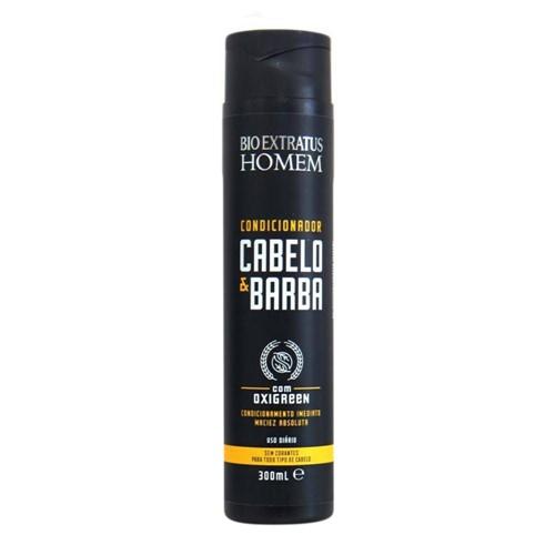 Condicionador Bio Extratus Homem Cabelo e Barba 300ml