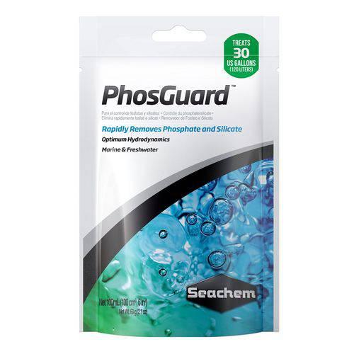 Condicionador de Água Seachem Phos Guard para Peixes - 100ml