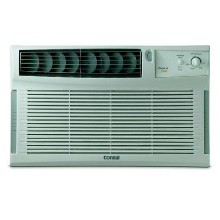 Condicionador de Ar Consul Mecânico Rotativo 12.000 BTUs/h Frio - CCI12DB 220V