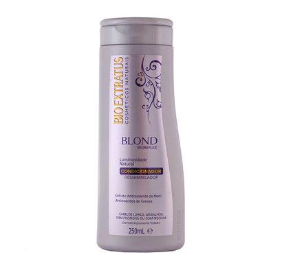 Condicionador Desamarelador Blond Bioreflex 250ml - Bio Extratus