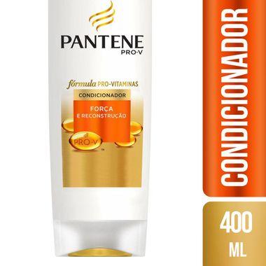 Condicionador Força e Reconstrução Pantene 400ml