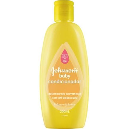 Condicionador Infantil Johnson Regular 200ml