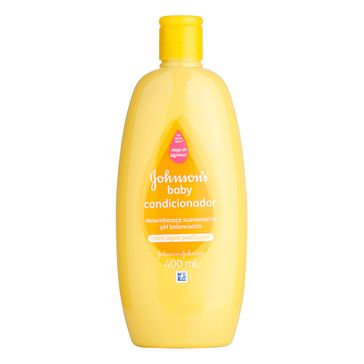 Condicionador Infantil Johnson's Baby Regular Johnson & Johnson 400ml