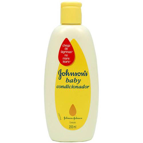 Condicionador Johnson Baby 100ml
