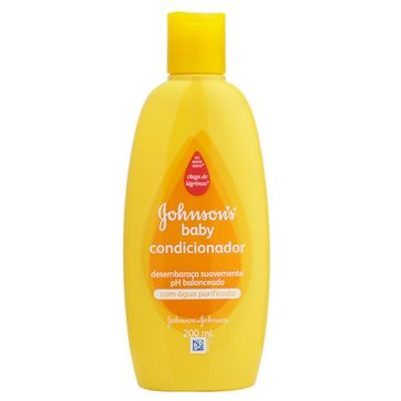 Condicionador Johnson Baby Regular COND J&J BABY 200ML