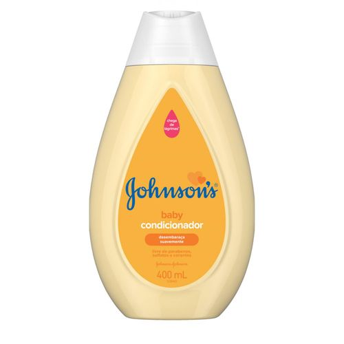 Condicionador Johnson´s Baby 400ml