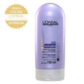 Condicionador L'Oréal Professionnel Expert Liss Unlimited 150ml