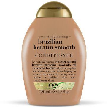 Condicionador Ogx Brazil Keratin Smooth 250ml