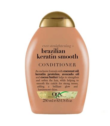 Condicionador Ogx Brazilian Keratin Smooth Condicionador Ogx Brazilian Keratin Smooth 250ml