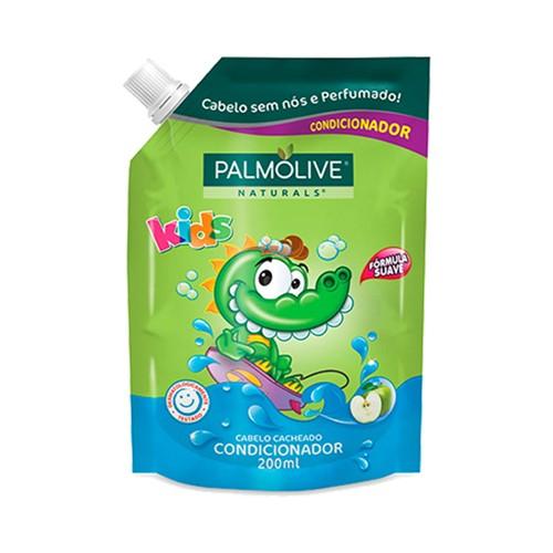 Condicionador Palmolive Kids Cacheado Refil 200ml