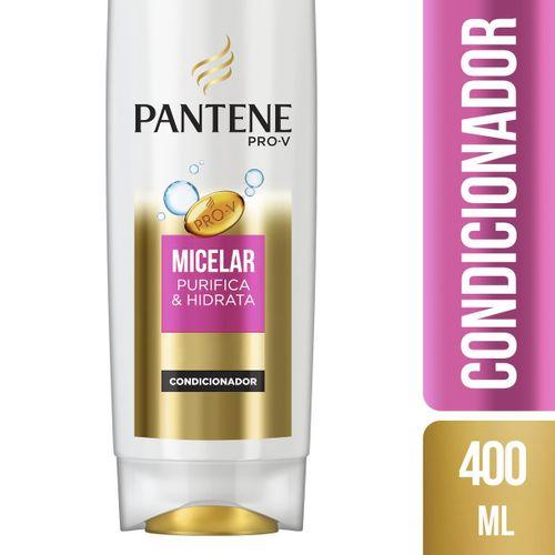 Condicionador Pantene Micelar Purifica e Hidrata 400ml