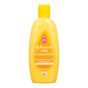 Condicionador Regular Johnson's Baby 200mL