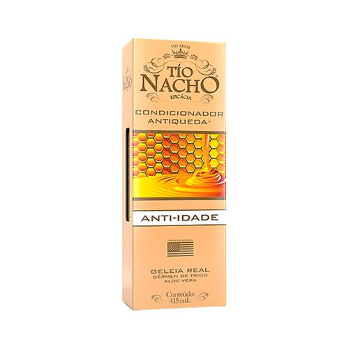 Condicionador Tio Nacho Antiqueda Anti Idade 415 Ml