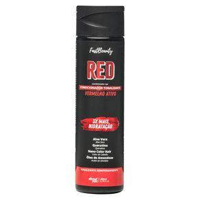 Condicionador Tonalizante About You - Red Fast Beauty 200ml