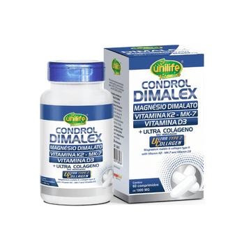 Condrol Dimalex 1000mg Unilife 60 Comprimidos