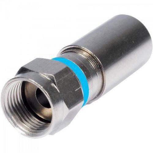 Conector F Rg6 Compressao