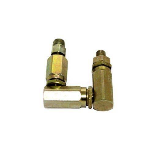 Conexao Giratoria Z para Graxa 1/8 Polnpt(m) X 1/2 Pol(ns-27)(m) 1965-c - Lupus