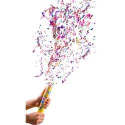 Confeste - Lançador de Confete 25cm - Colorido - Mundo Bizarro