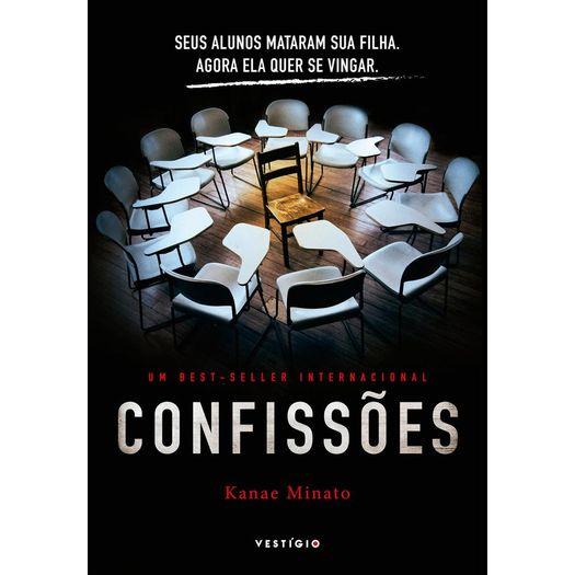 Confissoes - Vestigio