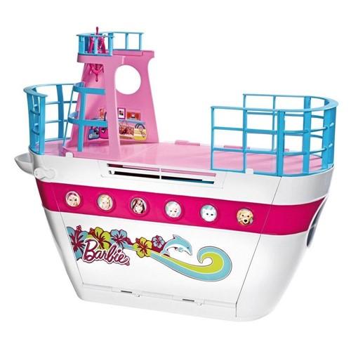 Conjunto - Barbie - Viaje no Navio Cruzeiro