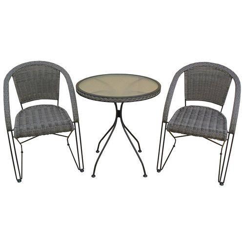 Conjunto Cadeira e Mesa Lisboa Mor