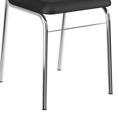 Conjunto 2 Cadeiras 1708 Preto