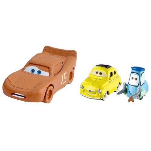 Conjunto Carros Rayo e Luigi - Mattel