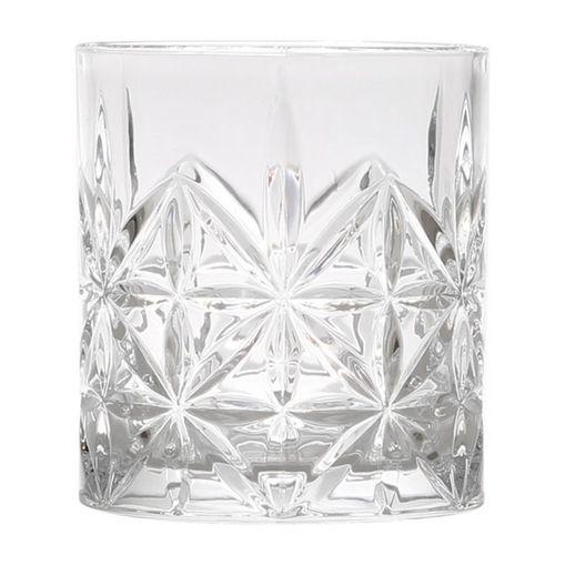 Conjunto com 6 Copos de Whisky 300ml Stella Bon Gourmet