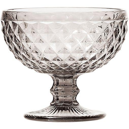 Conjunto com 6 Taças Coupe de Vidro para Champagne 310ml Abacaxi 6466 Lyor