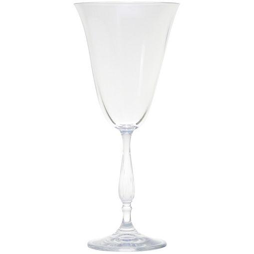 Conjunto com 6 Taças de Vidro para Água 350ml Antik 5533 Lyor