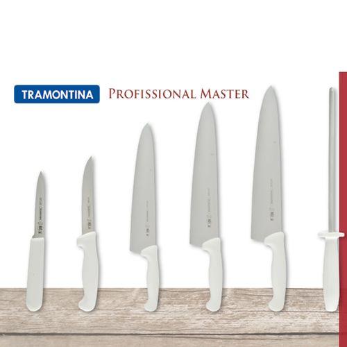 Conjunto Completo Facas Profissional Master TRAMONTINA
