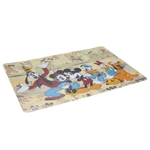 Conjunto de 4 Jogos Americanos Galera Mickey Mouse Disney