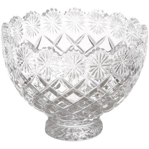 Conjunto de 6 Bowls em Cristal Diamond 3325 Lyor
