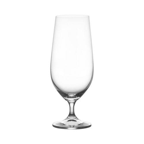Conjunto de 6 Taças para Cerveja em Vidro Tulipa 380ml Roberta Bohemia